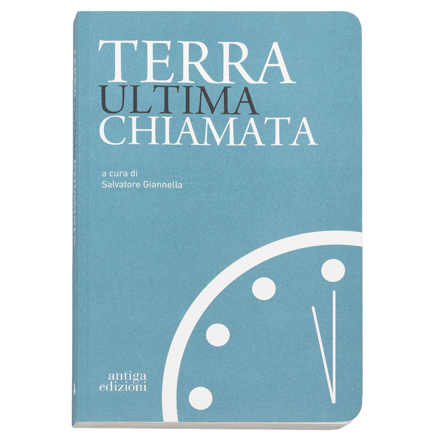 Terra Ultima Chiamata - Copertina